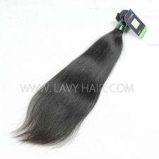 Regular Grade 1 bundle Brazilian Straight Virgin Human hair extensions