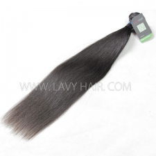 Regular Grade 1 Bundle Peruvian Straight Hair Virgin Human Hair Extensions