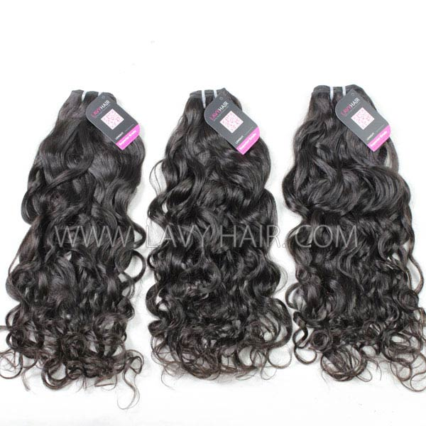 Superior Grade mix 3 or 4 bundles Cambodian natural wave Virgin Human hair extensions