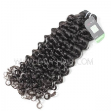 Regular Grade 1 Bundle Cambodian Italian Curly Virgin Human Hair Extensions