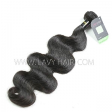 Regular Grade 1 bundle European Body Wave Virgin Human hair extensions