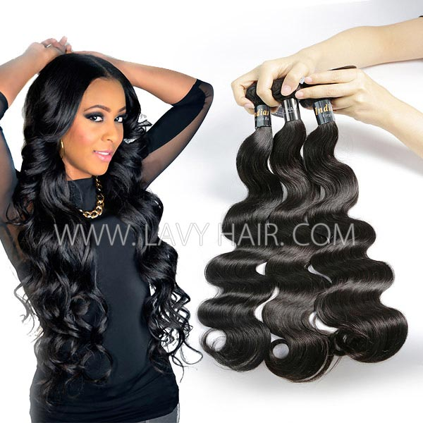 Indian Body Wave 22 22 22 Inch Hair