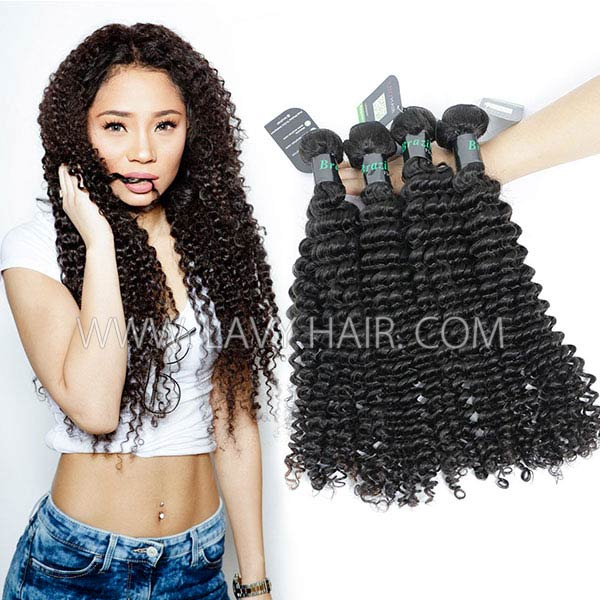 Grade mix 3 or 4 bundles brazilian deep curly virgin human hair regular grade mix 3 or 4 bundles brazilian deep curly virgin human hair extensions pmusecretfo Image collections