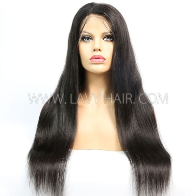 13*6 Lace Frontal Wig 130% Density 100% Human Hair