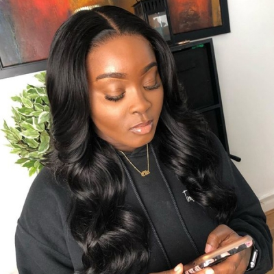Making New Wavy Style Lace Wig Like Picture Only 7 Days 130lfw