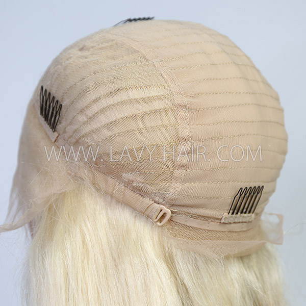 Straight Hair Wig Customizing Color Like Picture WIth 7 Days 613lfw-76A4