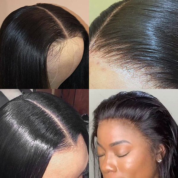 HD Lace 13*4 Lace Frontal Wig 180% Density 100% Human Hair