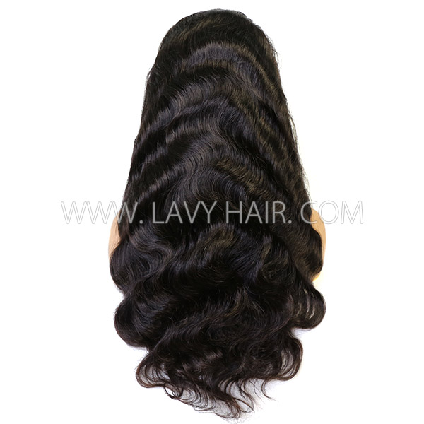 Lace Frontal Wigs 180% Density Body Wave Human Hair
